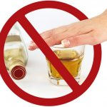 Отказ от алкоголя перед сдачей анализа